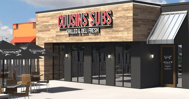 Cousins Subs Refranchising Adds Three More Multi-Unit Operators