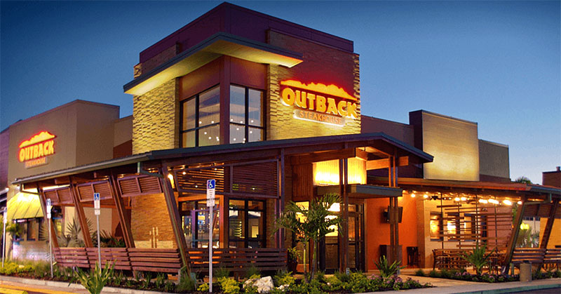 Bloomin' Brands Refranchises Outback Steakhouses in Western States