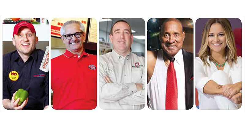 Multiple Brands, Singular Success: One is Not Enough for these Franchisees!