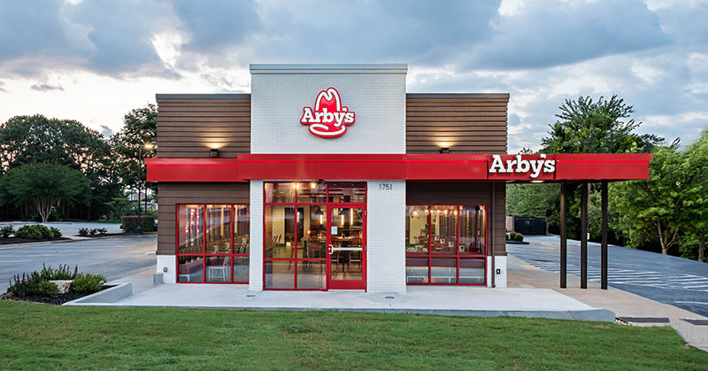 Arby's Goes North of the Border