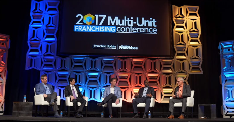 Multi-Unit Franchisees Gather At Premiere Conference