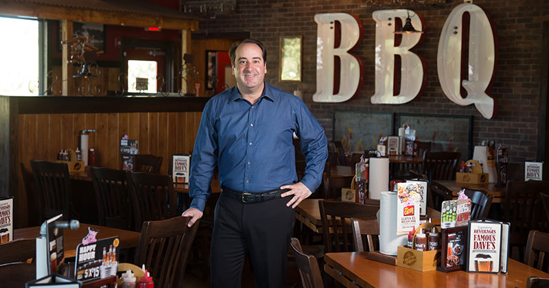 Famous Dave's Refranchising Remaining Company-Owned Locations