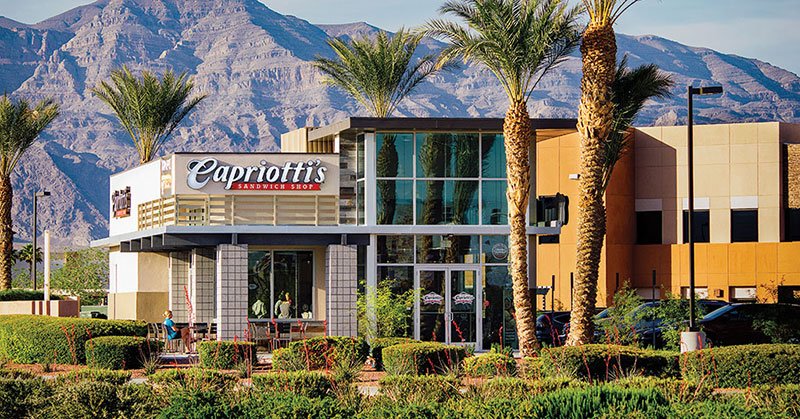 Using Tech Tools for System Growth & Development at Capriotti's