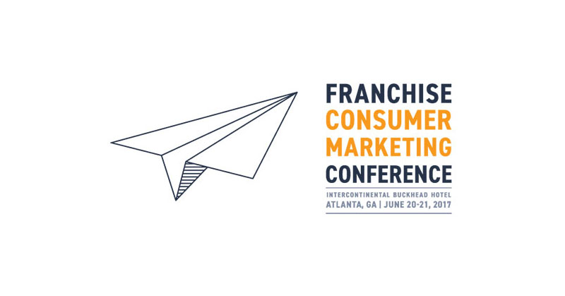 Franchise Consumer Marketing Conference - Only 1 Week Away!