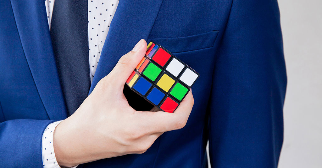 "Solving the ""Rubik's Cube"" of Business"