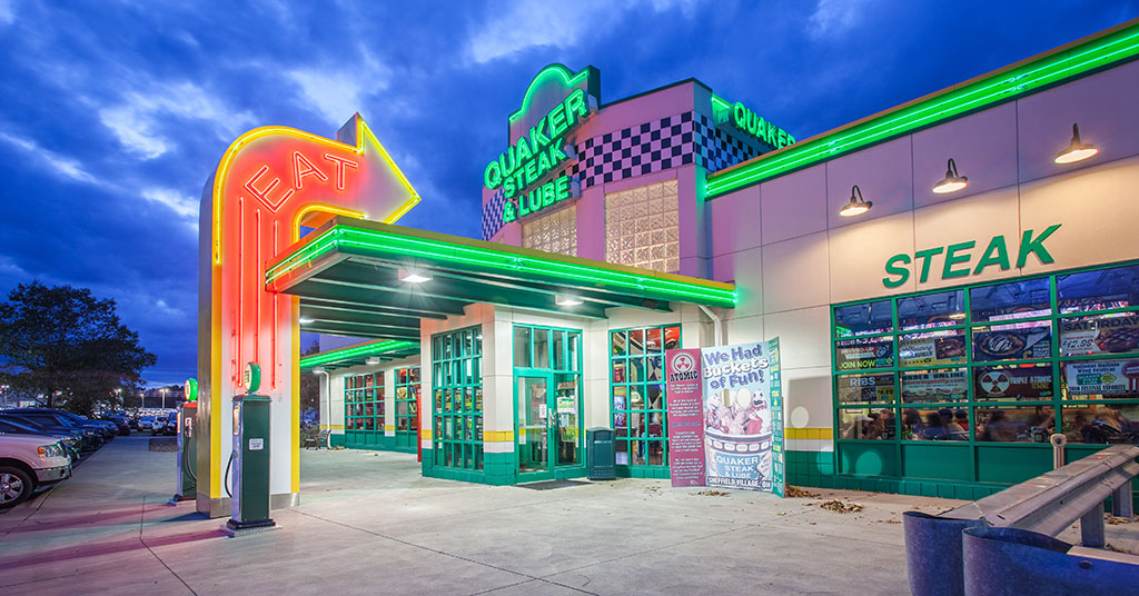 TravelCenters of America Buys, Rebuilds Quaker Steak & Lube
