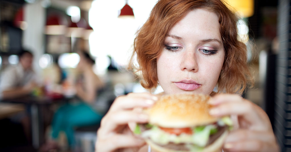 Consumers Say They're Eating Fewer Burgers