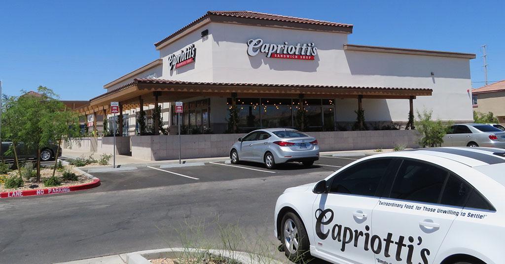 Franchisee Partners Expand Vegas Capriotti's Market