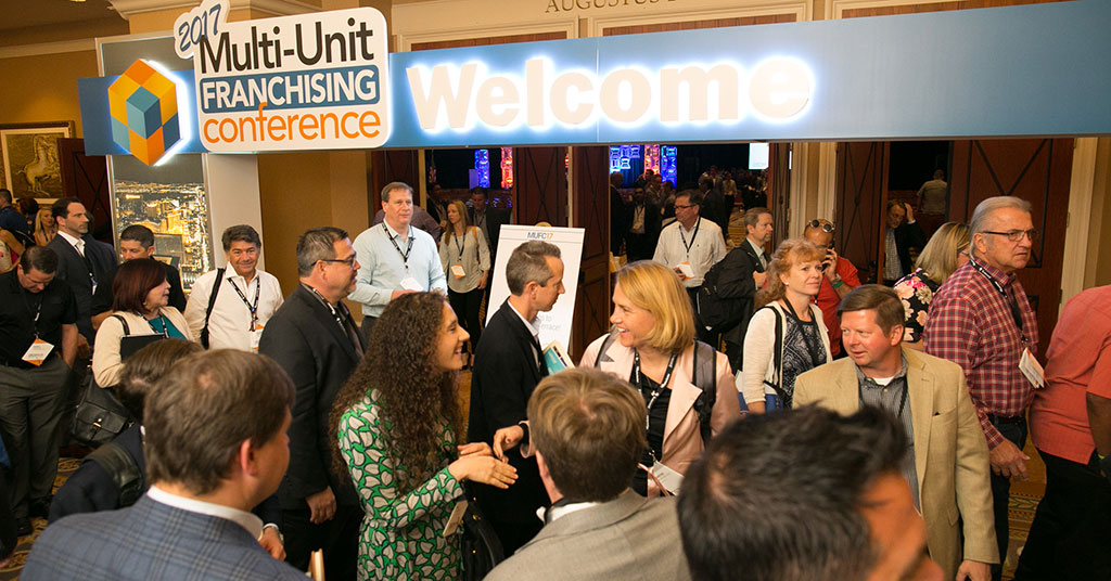 Growing in Tough Times: 2017 Multi-Unit Franchising Conference Shows How