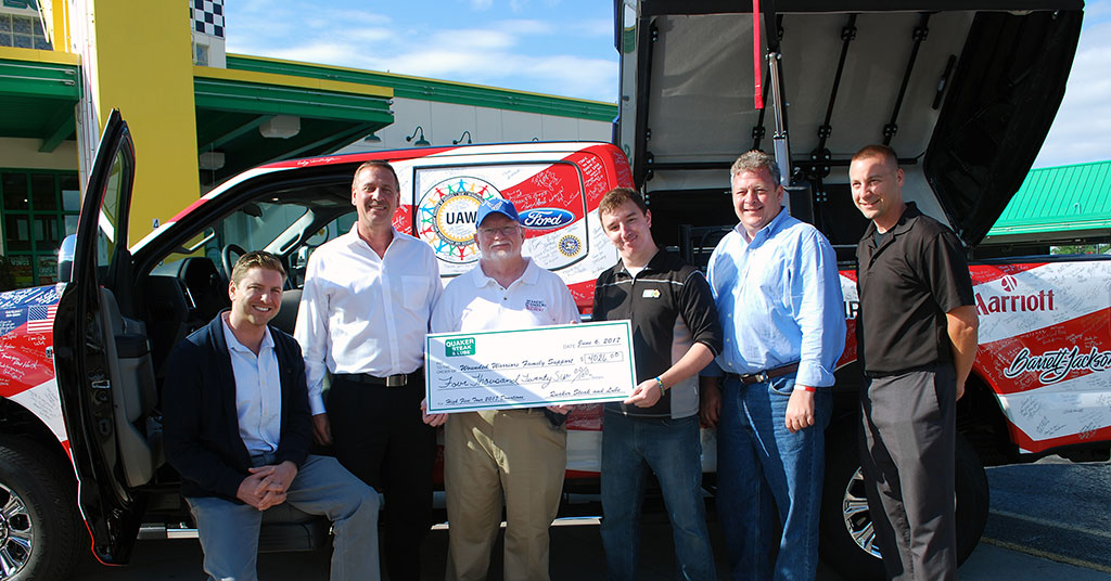 Quaker Steak & Lube Giving Back To Communities
