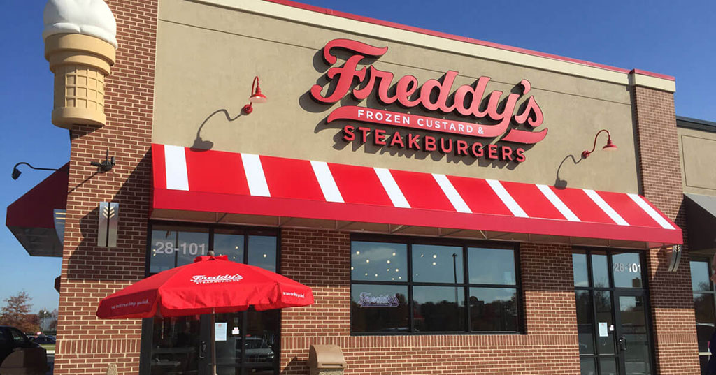 Back to the Future: Freddy's Frozen Custard Brings the 1940s to Life!