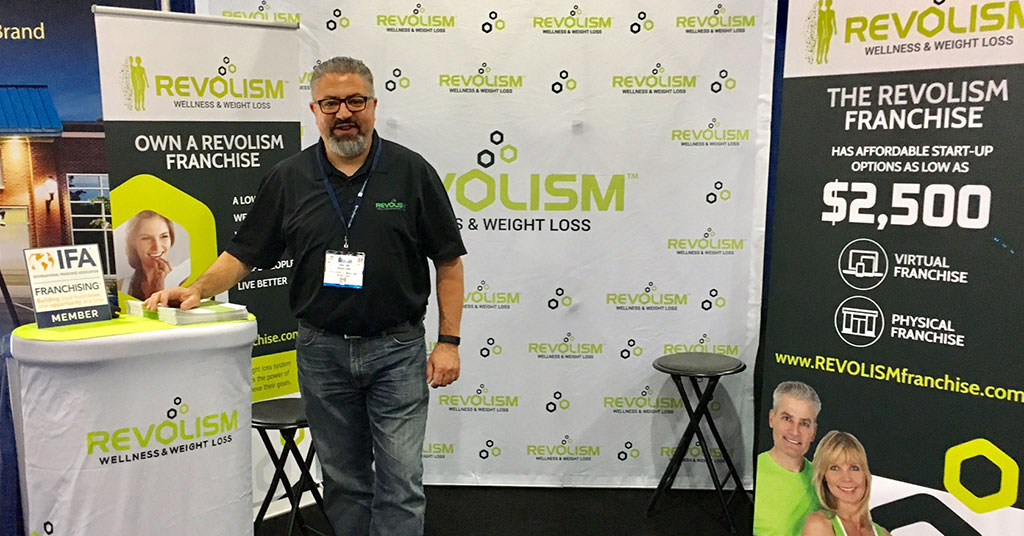 REVOLISM Brings Wellness and Weight Loss to Franchising