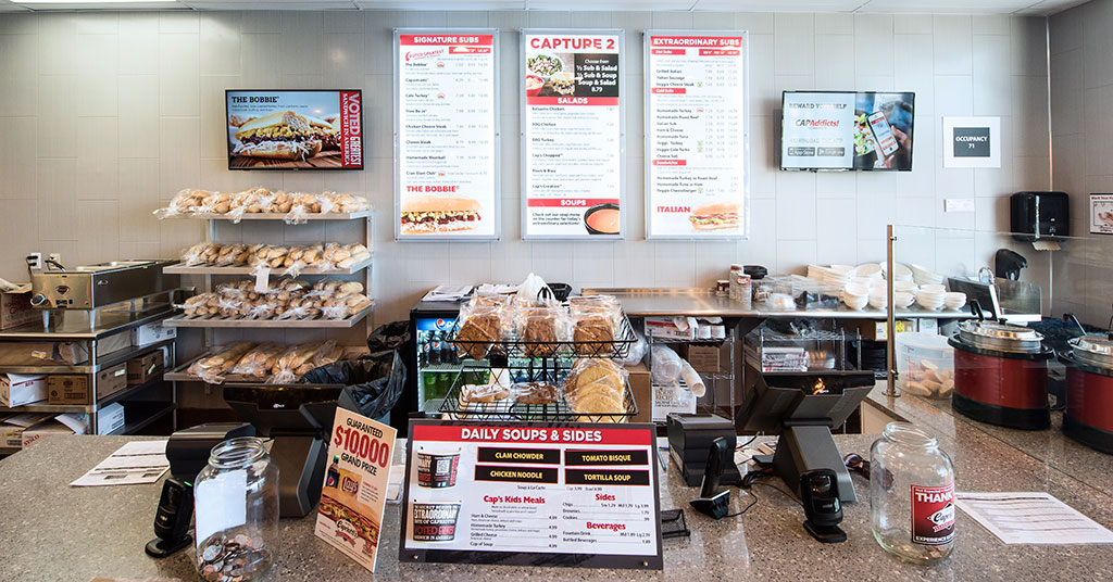 Capriotti's Sandwich Shop Goes South Of The Border