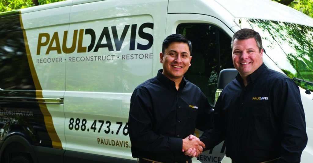 Social Media Marketing at the Local Level: Paul Davis Restoration