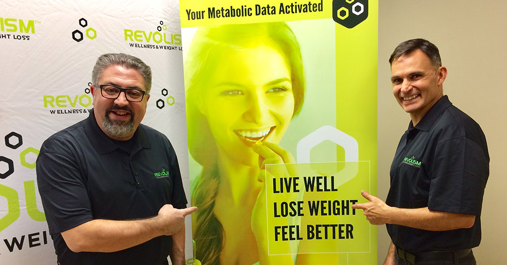 Science-Based REVOLISM Is Unique Wellness and Weight Loss Brand