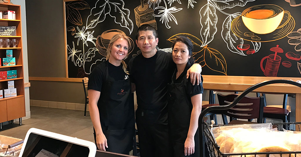 Franchise Partners Expanding Their Gloria Jean's Portfolio