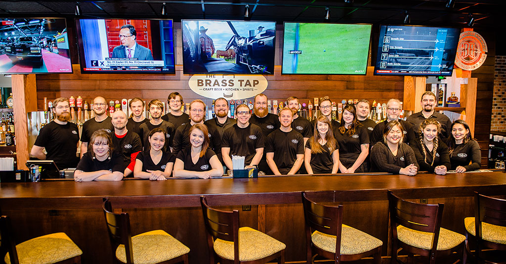The Brass Tap Crafts Franchise Growth and 'Great Times'