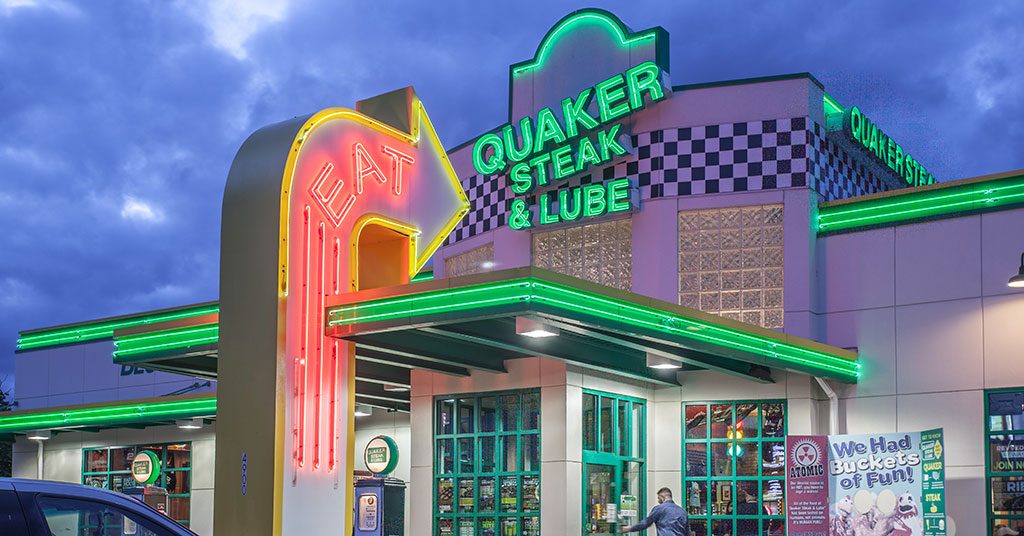 Quaker Steak & Lube to Introduce New Look in 2018