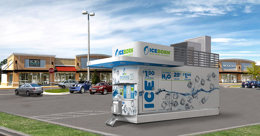 IceBorn Offers a Revolutionary Franchise Solution to a Frozen Market