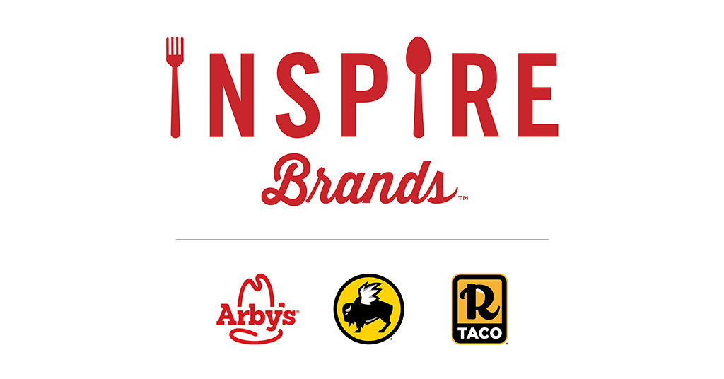 Inspire Brands Now Oversees Arby's, Buffalo Wild Wings, and R Taco Brands