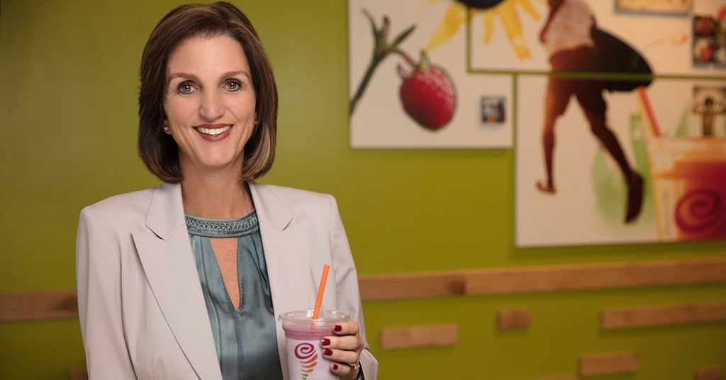 Jamba Juice: New CMO Looks To Redefine This Legacy Brand