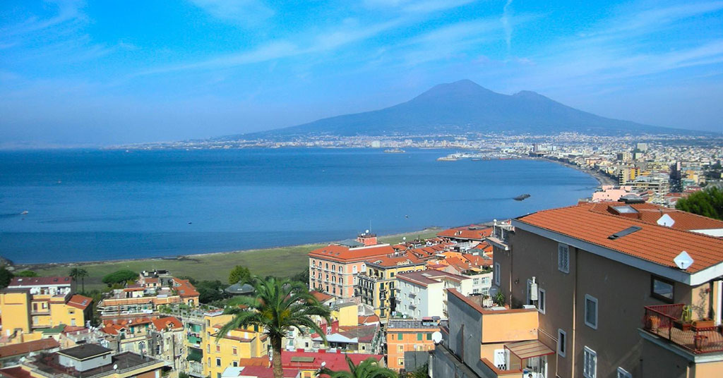 Naples in April Is the Place To Be for U.S. Firms Expanding to Europe