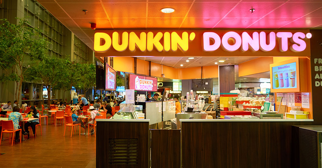 Dunkin' Franchisees Going With Non-Traditional Locations