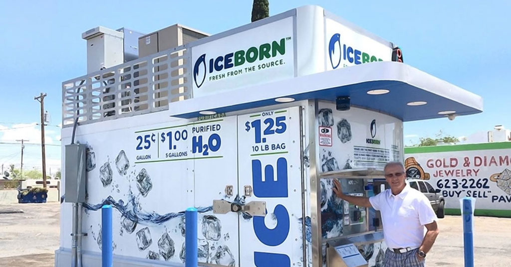 IceBorn Is A Multi-Unit Franchising Sweet Spot With Low Investment, Flexible Placement Options, and Remote Management