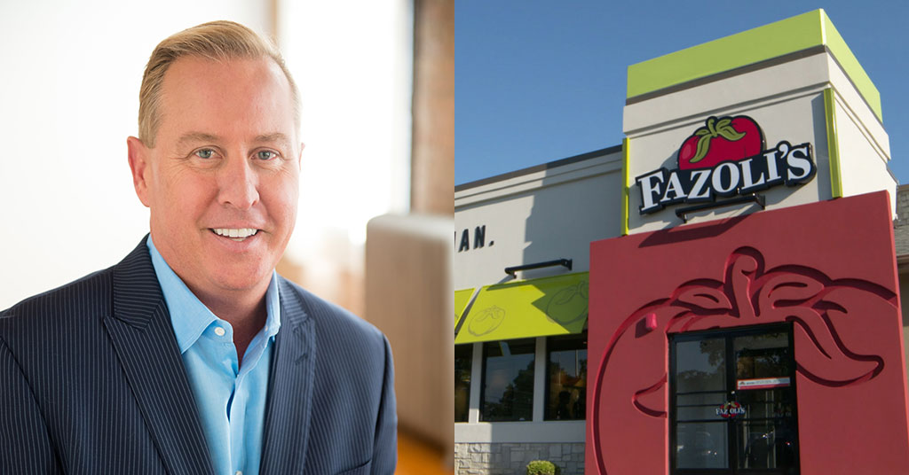 Fazoli's Turns 30: Every Dish, Every Table, Every Day