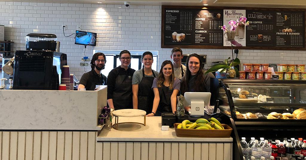 PJ's Coffee 2018 Rebrand Balances Modern and NOLA Aesthetic