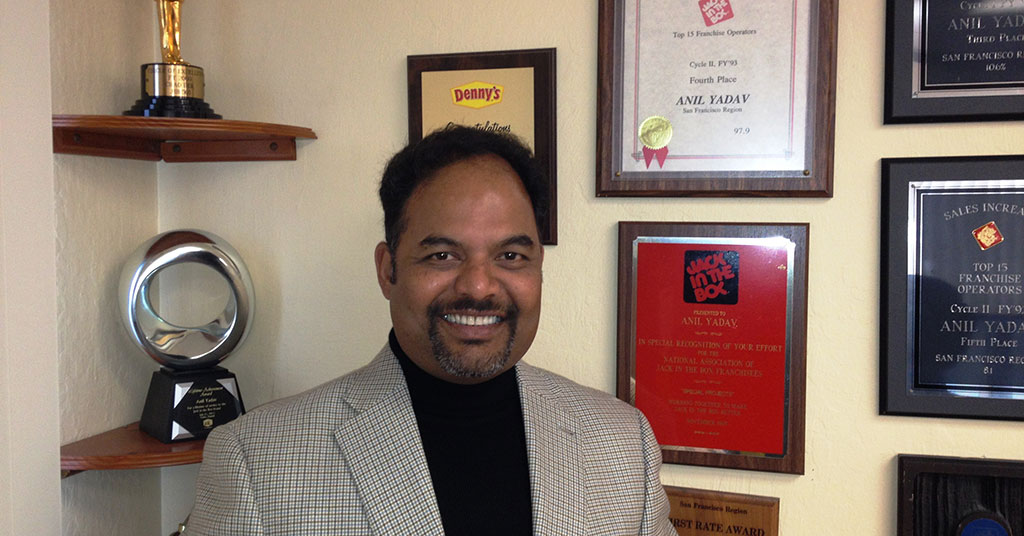 Only the Best: Anil Yadav Still Works Hard at Perfection