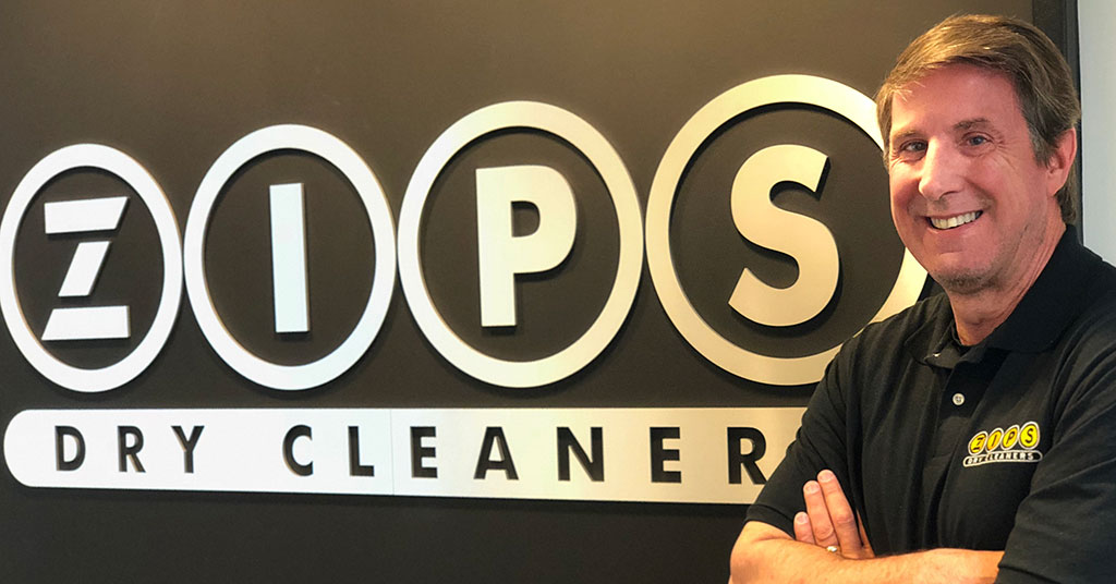 ZIPS Dry Cleaners CEO Talks Brand Expansion