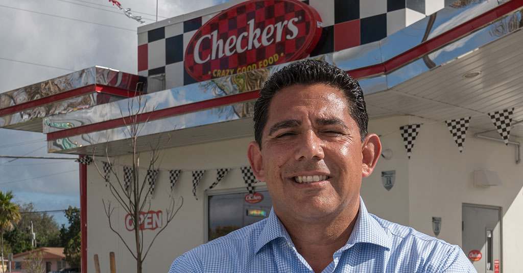 Checkers Record Growth the Result of Systems and Franchisees
