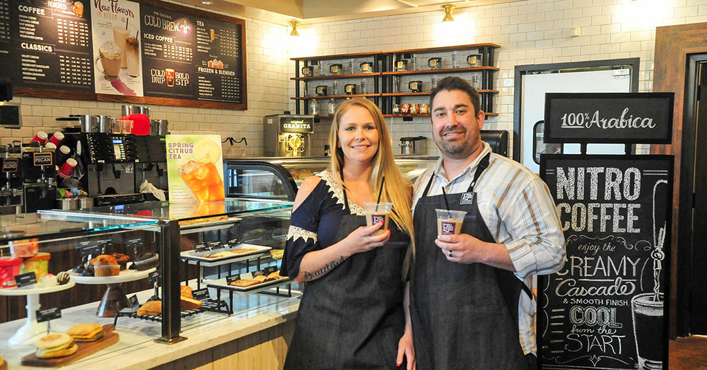 PJ's Coffee Welcomes Veteran Franchisees with Discounts and Annual Giveaway Promotion