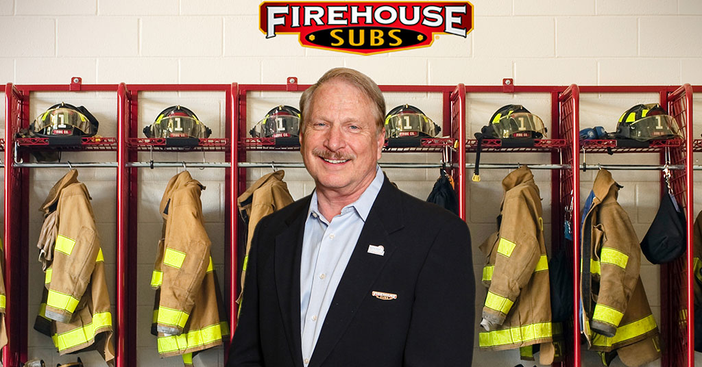 Firehouse Subs Area Developer Paul Belle is a Brand Ambassador