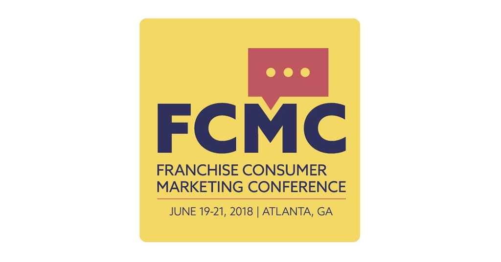 Franchise Consumer Marketers Gather in Atlanta at the 2018 FCMC