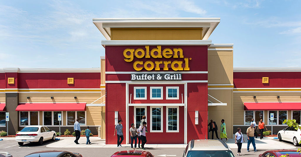 Golden Corral's Support of the Military Brings in Franchisees & Customers