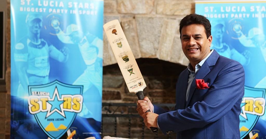 Cricket Anyone?: Jay Pandya Follows His Passions to Success