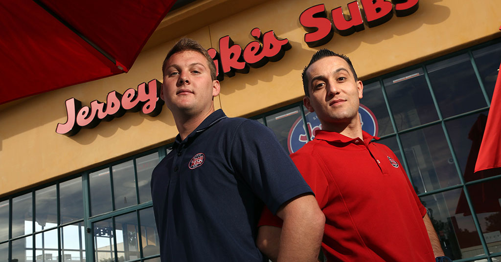 Call of the Entrepreneur: Young Jersey Subs Operator is One of Their Best