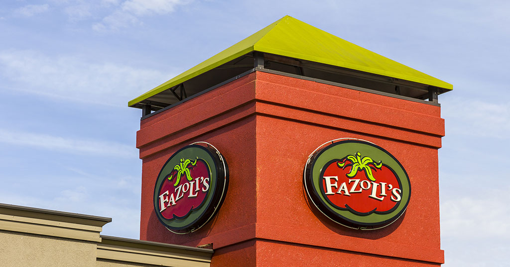 Multi-Brand Operators Bringing 8 New Fazoli's Locations to Georgia and Arkansas