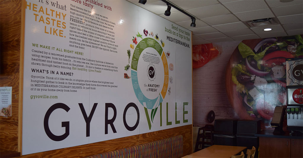 Gyroville Lowers Its Franchise Fee from $25,000 to $9,995 and Sales Rise