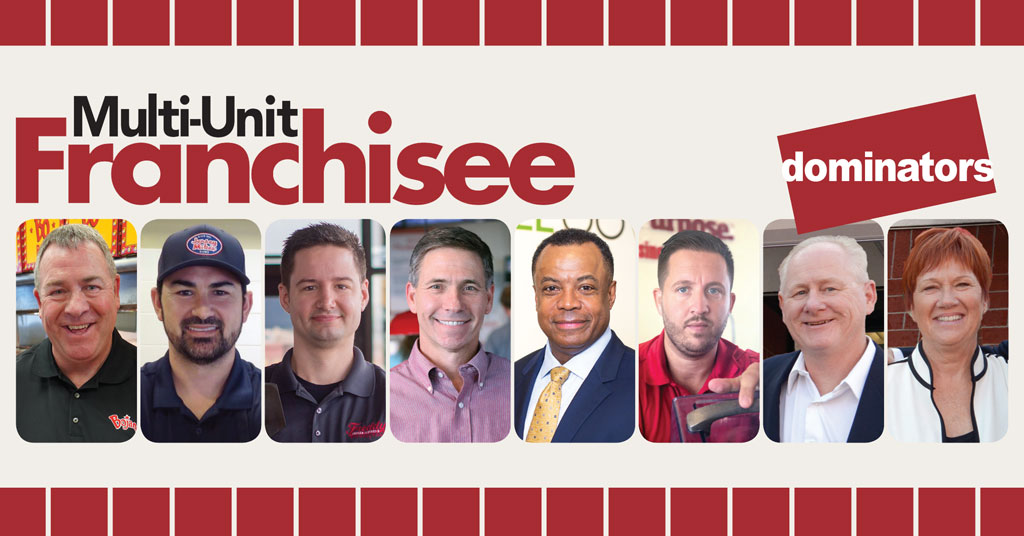 Dominator Operators: 7 Franchisees Trace Their Route to Success