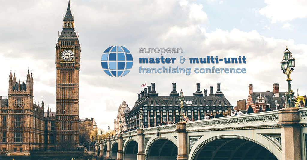 European Master & Multi-Unit Franchising Conference Debuts in London