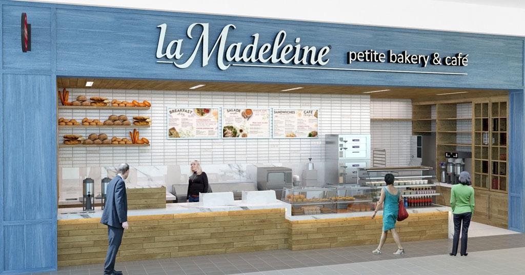 la Madeleine French Bakery & Café Plans Reveals Plans for New Restaurant Prototype