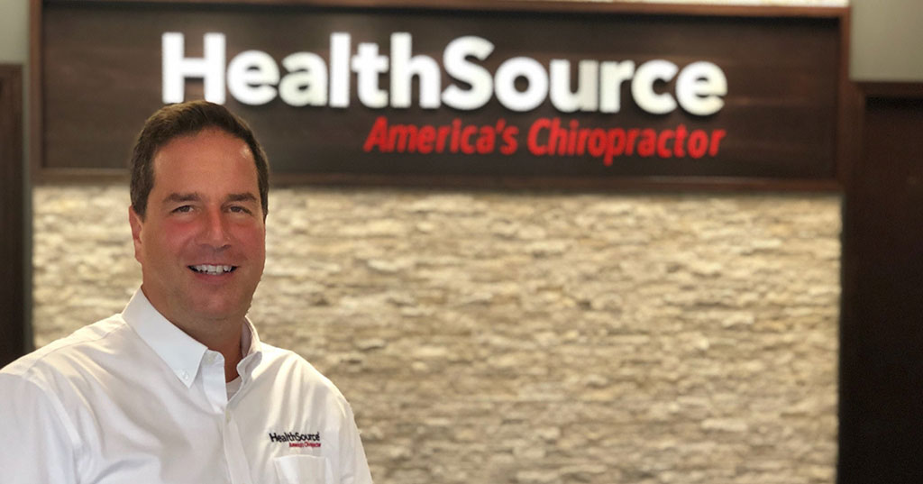 Healthsource's Brand Transformation from Pain Management to Active Living