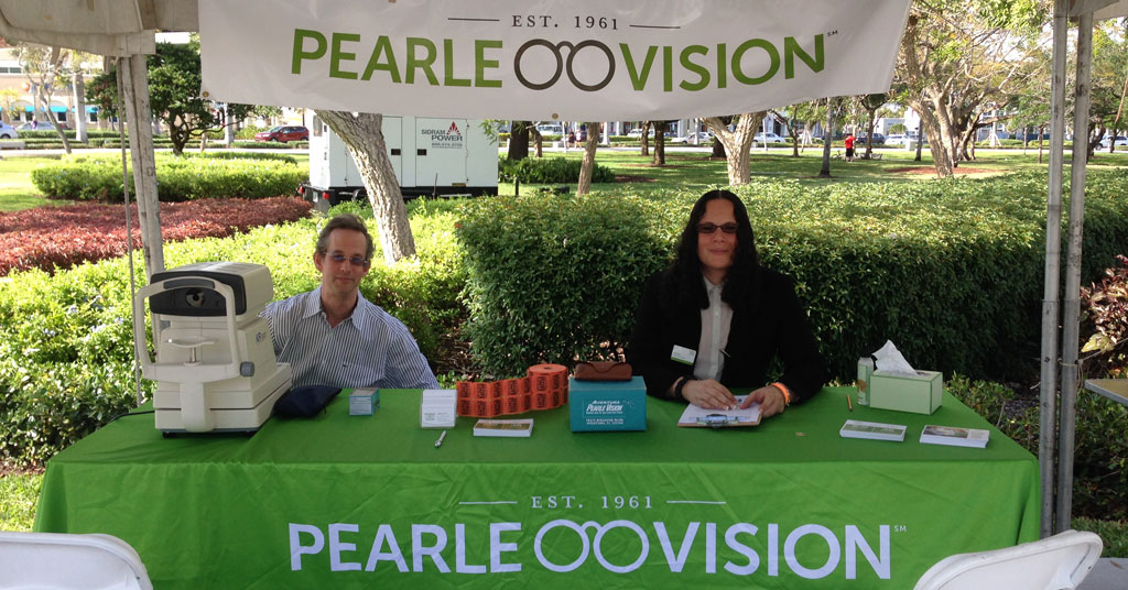 aff7d7e0f35 Pearle Vision Thrives As A National Brand With Community Connections