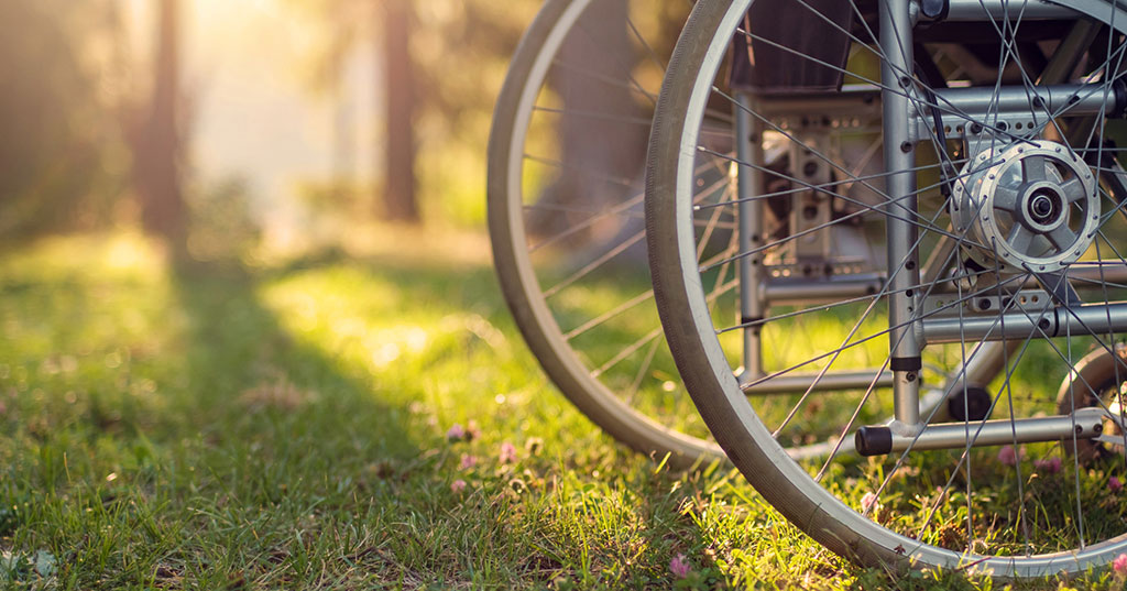 Right at Home Delivers Wheelchairs Around the World