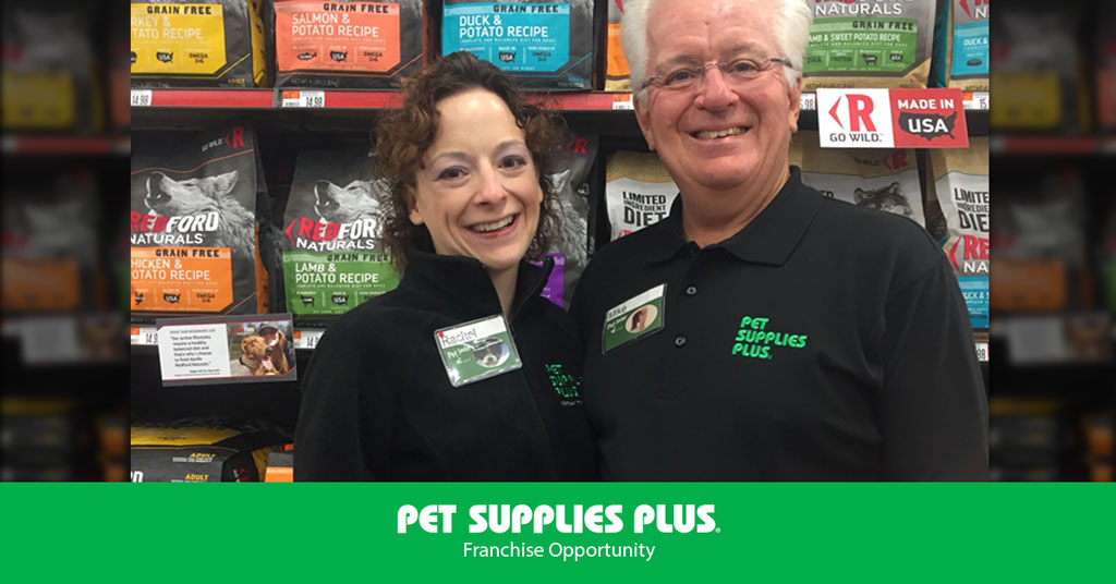 Pet Supplies Plus Expands with a Community-Focused Franchise Approach