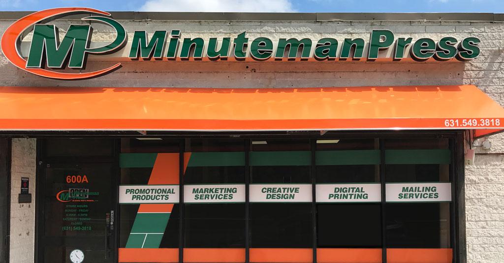 Minuteman Press International Builds on a Winning Blueprint for Success