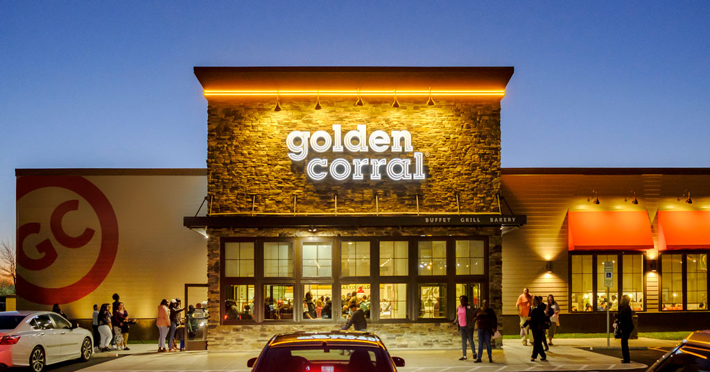 "The California ""Golden Corral"" Rush Is On!"